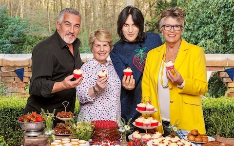 4 Time Management Lessons from The Great British Bake Off