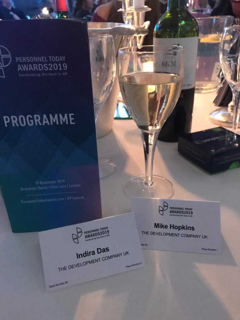 Personnel Today Awards 2019 Programme